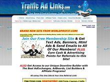 Traffic Ad Links